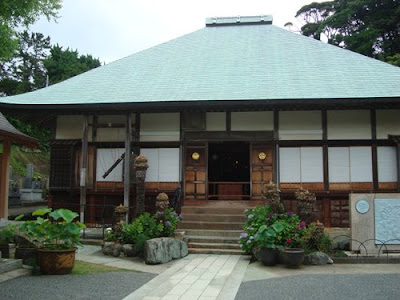Gyokusenji Temple Shimoda