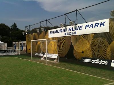 Samurai Blue Park