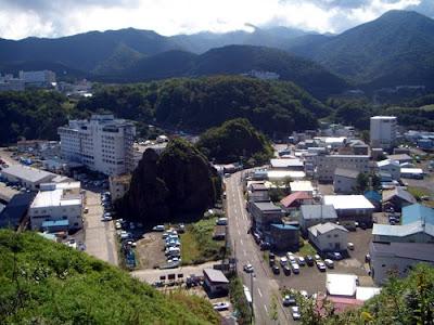 Utoro in Hokkaido