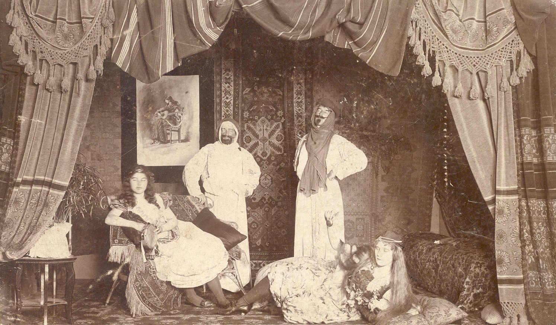 Moorish People Moorish scene, minnesota