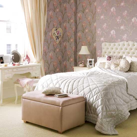 Quartos e mais quartos Casa de Designer ~ Quarto Romantico Jovem