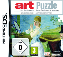 Puzzle: Art