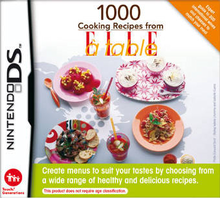 1000 Cooking Recipes from ELLE table