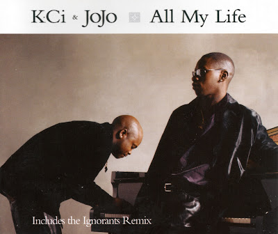 K-Ci & JoJo - All My Life (CDS) (1997)