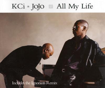 K-Ci & JoJo - All My Life (CDS) (1997)
