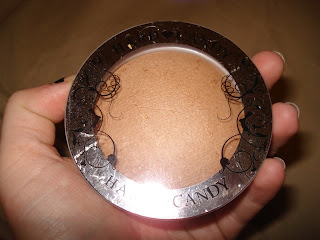 HCbronze Hard Candy   So Baked Bronzer Review
