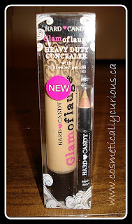 Glam Deals & Steals: Hard Candy   Glamoflauge Heavy Duty Concealer