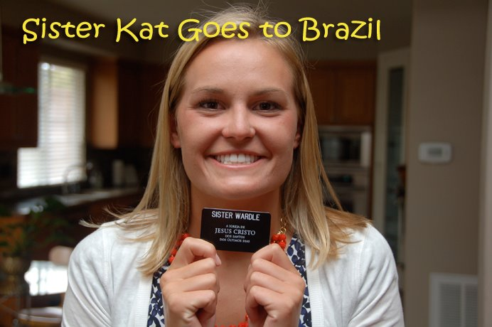 Sister Kat Goes to Brazil
