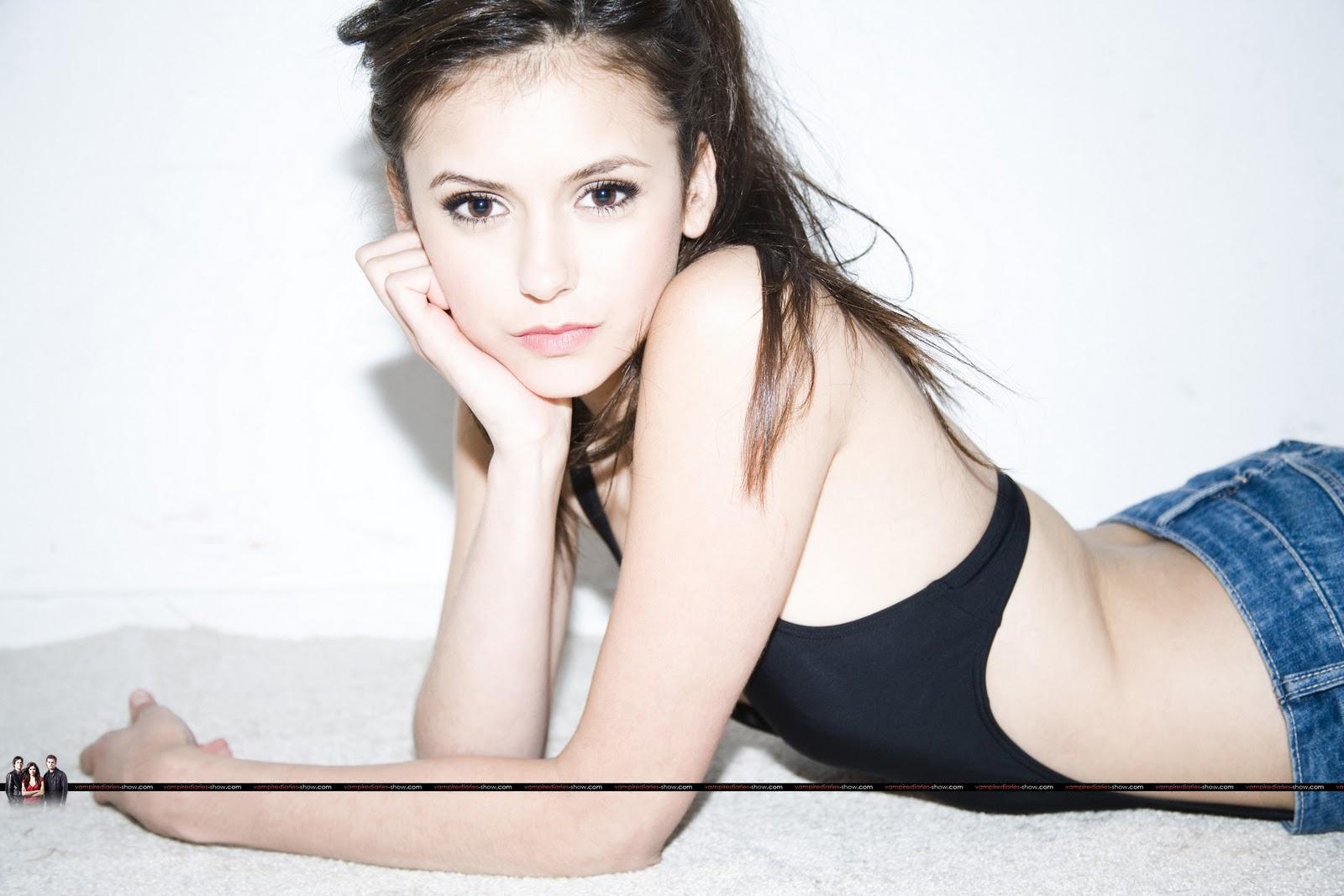 actress nina dobrev wallpapers - Actress Nina Dobrev Wallpaper HD Free Wallpapers