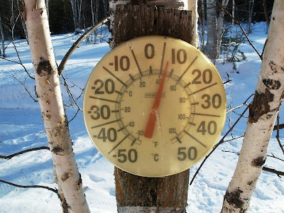 temperature Feb. 17, Nolalu, ON