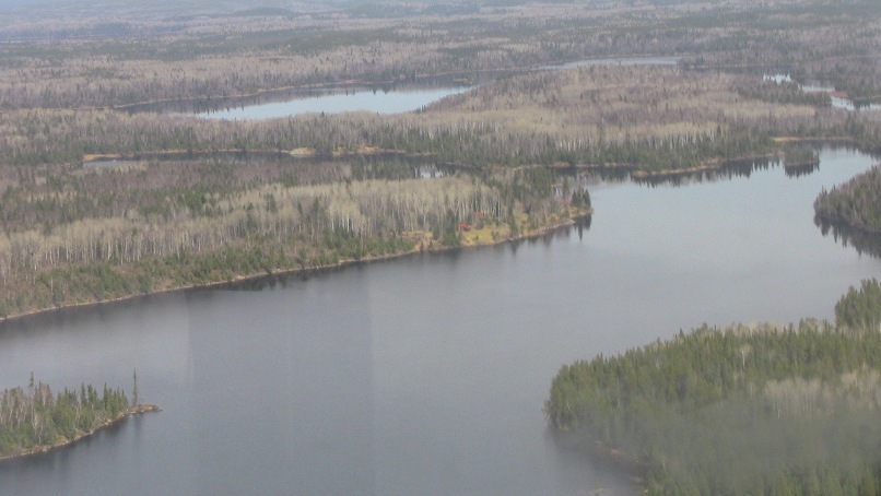 Bow narrows camp blog on red lake ontario red lake for Enid lake fishing report