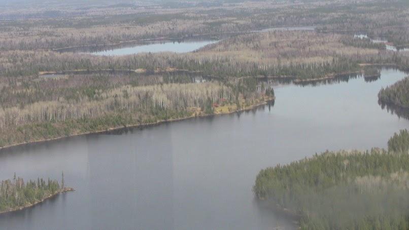 Bow narrows camp blog on red lake ontario red lake for Red lake ice fishing resorts