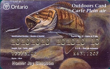 Bow narrows camp blog on red lake ontario you should be for Ontario non resident fishing license