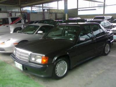 1988 Mercedes-Benz 190e 2.5-16