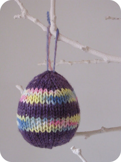 Knitted Easter Eggs Free Patterns : EASTER KNITTING PATTERNS FREE - FREE PATTERNS