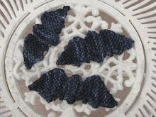 Bat Knitting Pattern