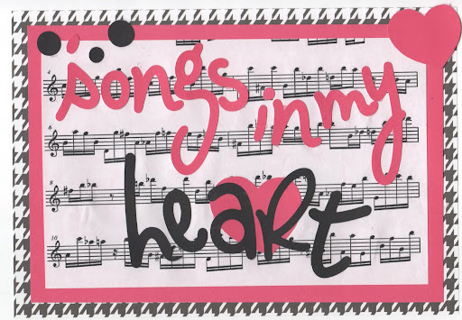 songs in my heART