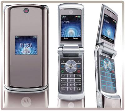 free download manual book 2009 Motorola SLVR Motorola KRZR K1m