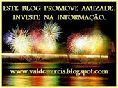 """Prêmio """"Este Blog Promove Amizade e Investe na informação"""""""