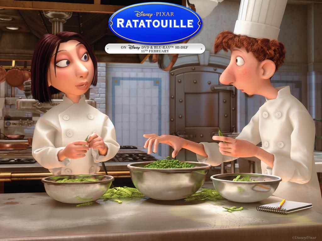 TOP NEWS: Ratatouille Movie