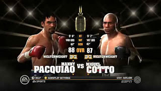 Paquiao vs Cotto
