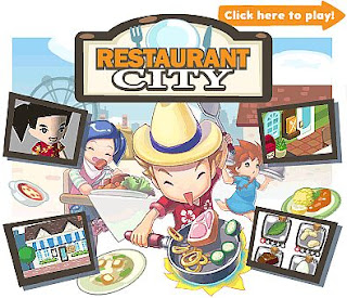 Restaurant City Online Game