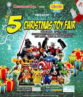 Christmas Toycon