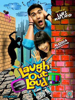 Laugh OUT Loud LOL Alodia Gosiengfiao Luis Manzano