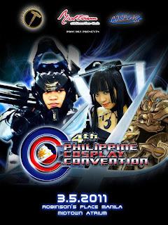 Cosplay Philippines 2011