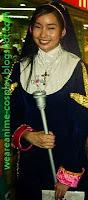 Chrono Crusade Nun Cosplay