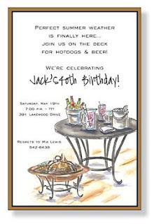 progressive dinner invitations ideas | just b.CAUSE