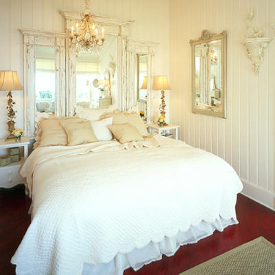 Bedroom on Dejavu Crafts  Shabby Chic Bedroom Ideas