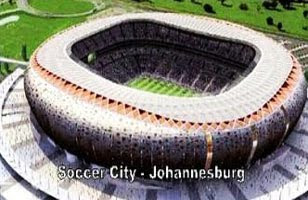 South Africa World Cup 2010 Stadiums