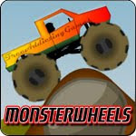 Monster Wheels Games