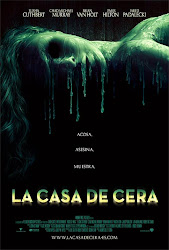La Casa De Cera Poster