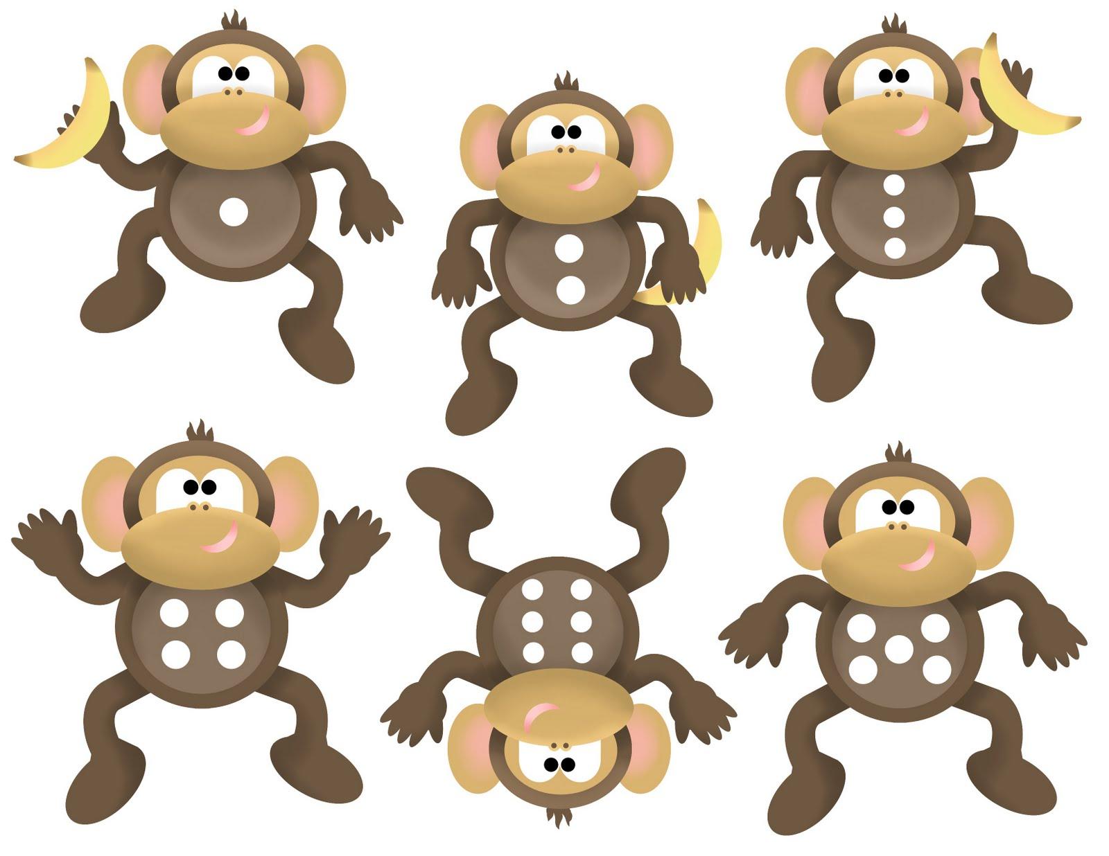Terrible image throughout monkey printable