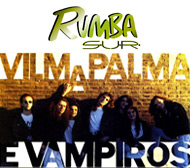 Vilma Palma e Vampiros en Lima, Rumba Sur de Punta Hermosa, Sabado 26 de Febrero 2011