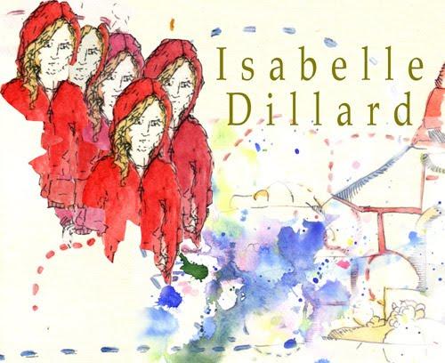 Midcoast Maine Artist Isabelle Dillard