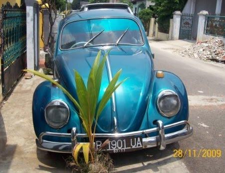 Dijual VW th 65. kondisi ok. plat B- Depok. 30 juta