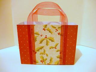 как сделать сумочку для подарка