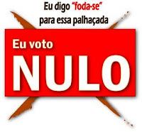 Campanha Pelo Voto Nulo