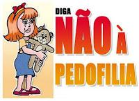 Pedofilia é crime! Participe dessa campanha!