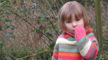Catherine aged 3