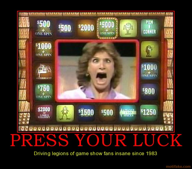 big bucks press your luck - photo #4