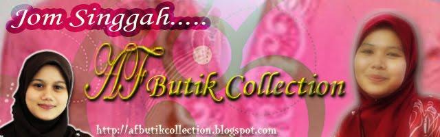AF BUTIK COLLECTION