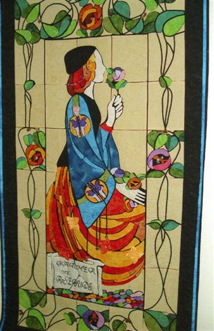 koolkat's quilting blog: Gather Ye Rosebuds goes to Brisbane Quilt ... : quilt show brisbane - Adamdwight.com