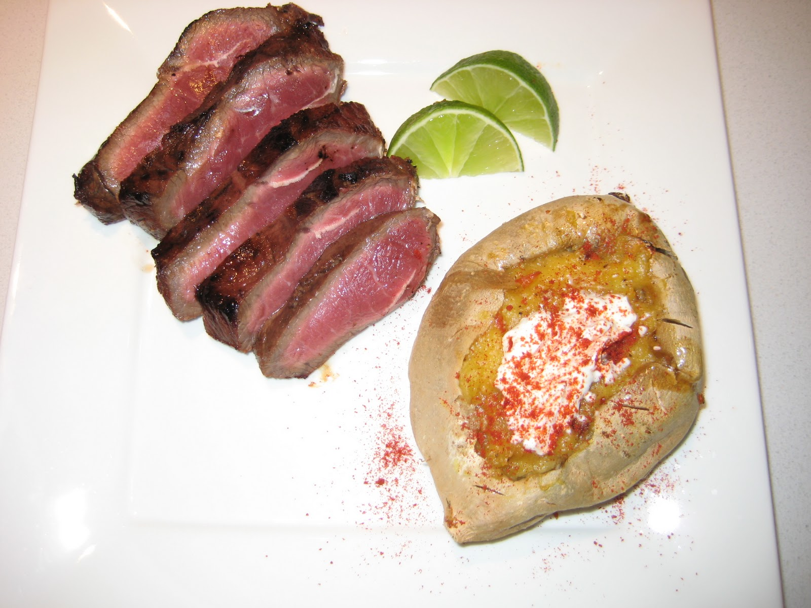 how to cook flat iron steak medium