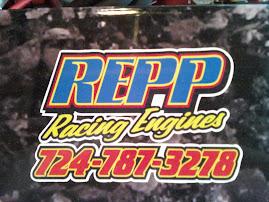 Repp Racing Engines Sponsor