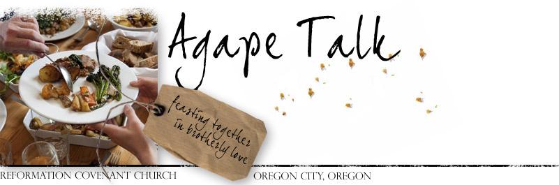 Agape Talk
