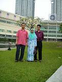 Capt, Mama & me